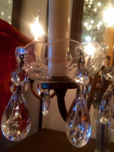 画像1: Chandelier Desk Lamp
