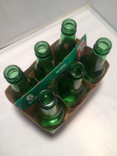 """画像1: """"7up""""Bottle Set"""