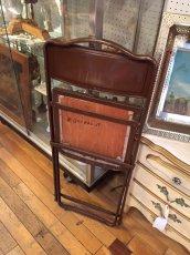 画像12: Vintage Industrial Folding Chair (12)