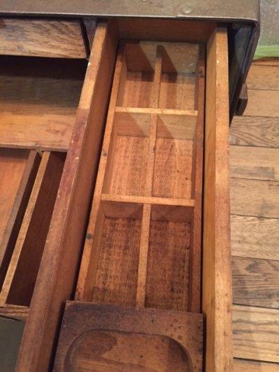 """画像1: """"Military"""" Vintage Cabinet Box"""