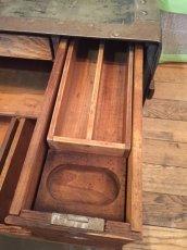 """画像12: """"Military"""" Vintage Cabinet Box (12)"""