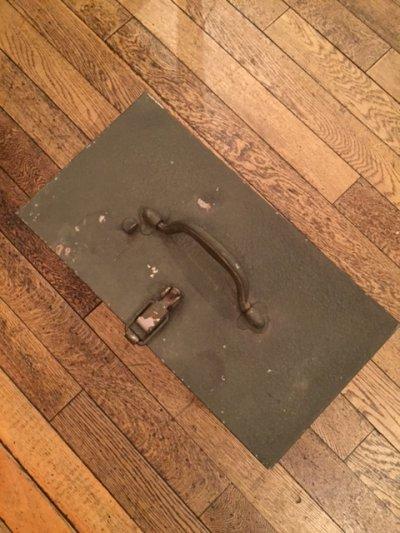 """画像2: """"Military"""" Vintage Tool Box"""