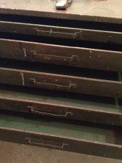 """画像8: """"Military"""" Vintage Tool Box (8)"""