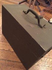 """画像6: """"Military"""" Vintage Tool Box (6)"""