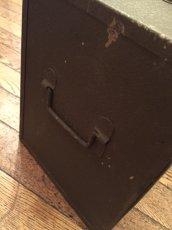 """画像5: """"Military"""" Vintage Tool Box (5)"""