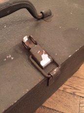 """画像3: """"Military"""" Vintage Tool Box (3)"""