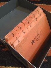画像5: Vintage File Box (5)