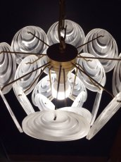 画像3: Lucite Panel Pendant Light  (3)