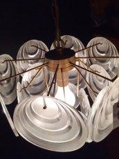 画像4: Lucite Panel Pendant Light  (4)