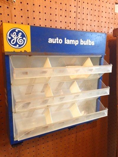 """画像1: """"GE"""" Vintage Bulb Box"""