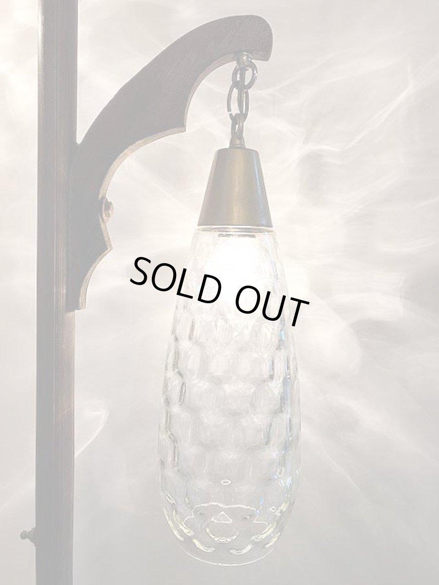 画像1: Vintage 2灯 Pole Lamp (1)
