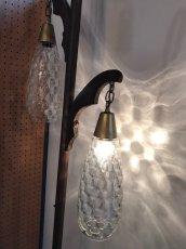 画像8: Vintage 2灯 Pole Lamp (8)