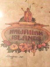 """画像4: """"Hawaiian""""  Wall hang (4)"""