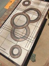 画像4: Vintage Tile Table (4)