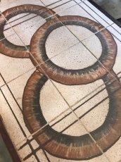 画像7: Vintage Tile Table (7)