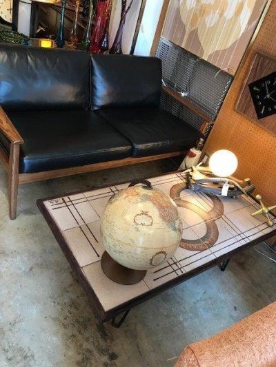 画像1: Vintage Tile Table