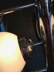 """画像3: """"Murano"""" Crome Pendant Light (3)"""