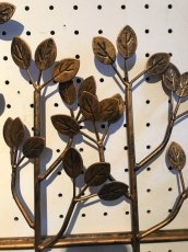 "画像6: ""Leaf"" Wall Sculpture (6)"