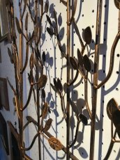 "画像4: ""Leaf"" Wall Sculpture (4)"