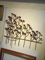 "画像2: ""Leaf"" Wall Sculpture (2)"
