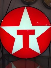 "画像1: ""Texaco"" Light Up Sign (1)"