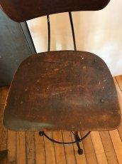 """画像7: """"Toredo"""" Drafting Chair (7)"""