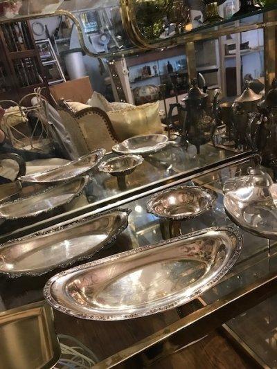 画像2: Silver Tray