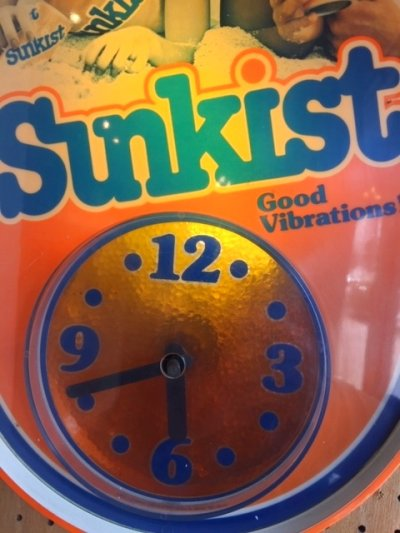 "画像3: ""SunKist"" LightUp Clock"