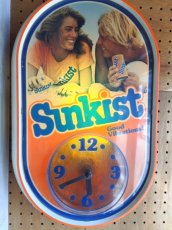 "画像2: ""SunKist"" LightUp Clock (2)"