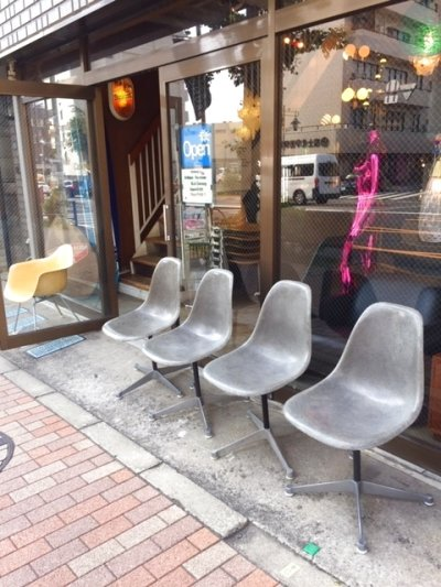 "画像2: ""Herman Miller"" Eames Side Shell Chair"