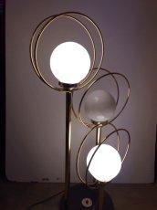 画像4: 3灯 Gold Lamp (4)