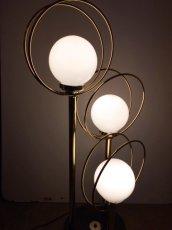画像5: 3灯 Gold Lamp (5)