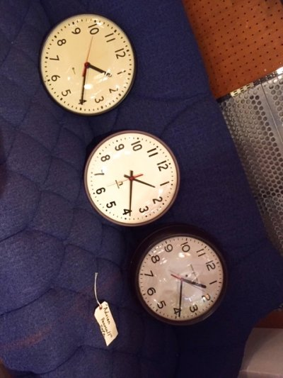 "画像2:  ""GE""Wall Clock"