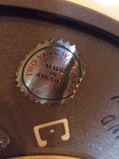 """画像5:  """"american""""Wall Clock (5)"""