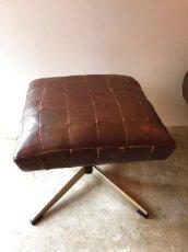 画像6: Leather Sofa &Ottoman (6)