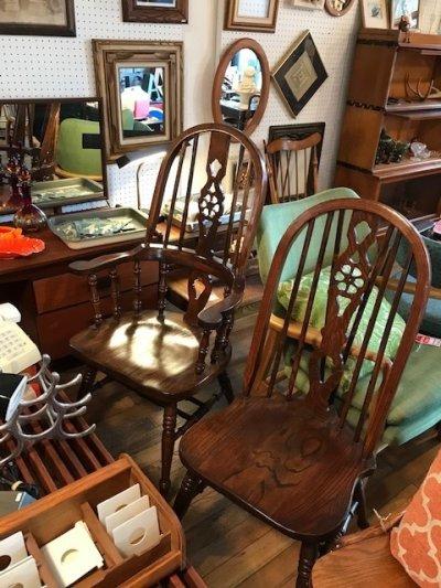 画像3: Vintage Wooden Chair