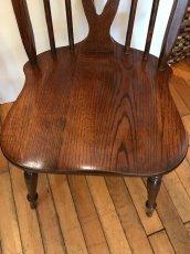 画像8: Vintage Wooden Chair (8)