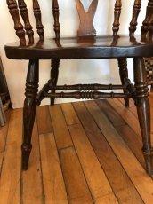 画像15: Vintage Wooden Chair (15)