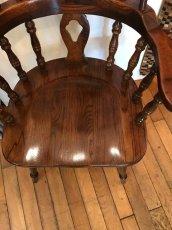 画像16: Vintage Wooden Chair (16)