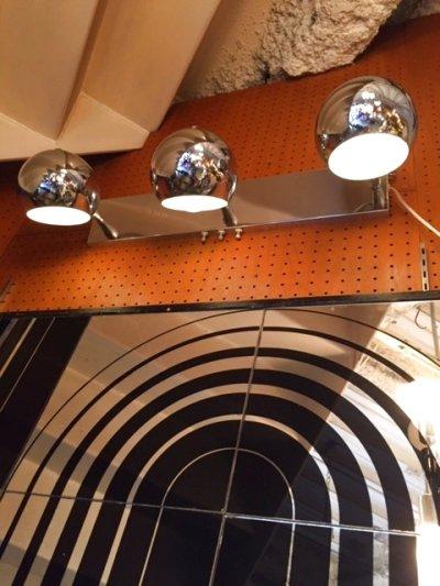 画像1: Crome Wall Lamp