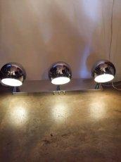 画像1: Crome Wall Lamp (1)
