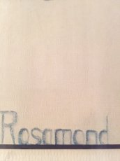 "画像5: ""Rosamond"" Vintage Wall Hang (5)"