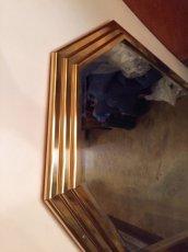 画像7: Gold Wall Mirror (7)