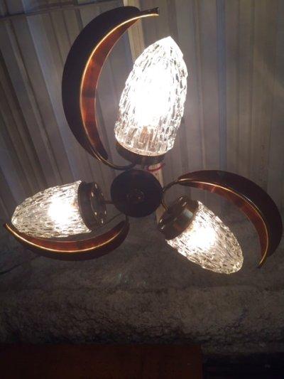 画像2: 3灯  Pendant Light