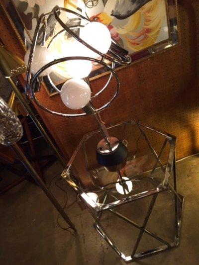 画像3: 4灯 Chrome Lamp