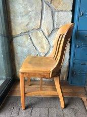 画像2: Vintage Wooden Chair (2)