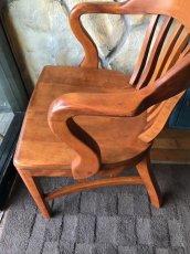 画像13: Vintage Wooden Chair (13)