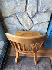 画像6: Vintage Wooden Chair (6)