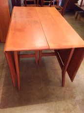 "画像16: ""Heywood-Wakefield""  Dining Table (16)"