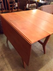 "画像14: ""Heywood-Wakefield""  Dining Table (14)"
